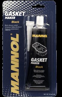 силиконовый герметик Mannol 9912 Gasket maker BLACK