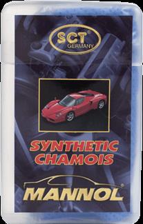 синтетическая замша Mannol 9811 Synthetic Chamois