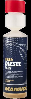 Присадка в дизтопливо Diesel Plus 1:1000