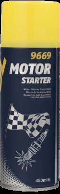 Присадка для дизтоплива Mannol Motor Starter