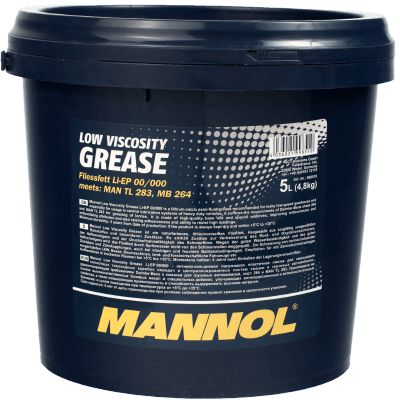 смазка для авто Mannol Low Viscosity Grease