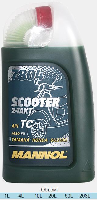 Scooter 2 Takt