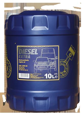 diesel extra 10l