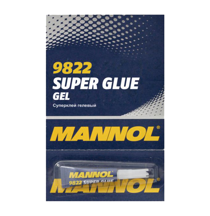 9822 Gel Super Glue