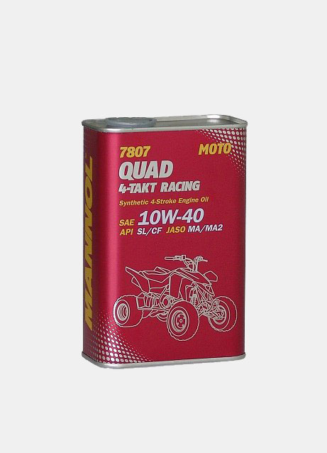 MANNOL 7807 QUAD 4-TAKT RACING 10W-40