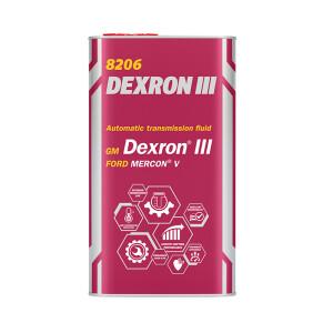 mannol-Dexron III